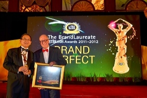 Sarawak awarded The BrandLaureate Country Branding Awards 2011-2012